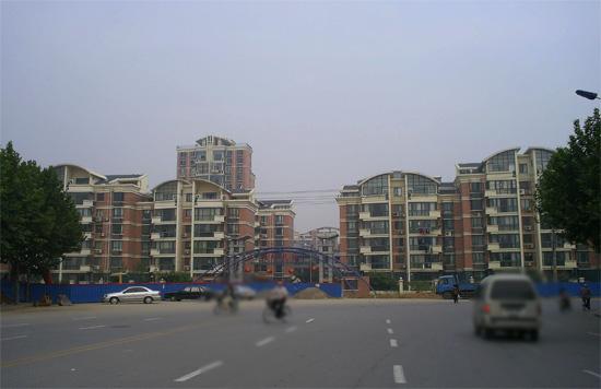 南京长阳花园小区、楼宇对讲系统