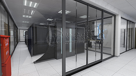 南京某软件科技公司办公室改造工程