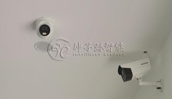 云海轻金属精密有限公司高清监控视频防范系统工程